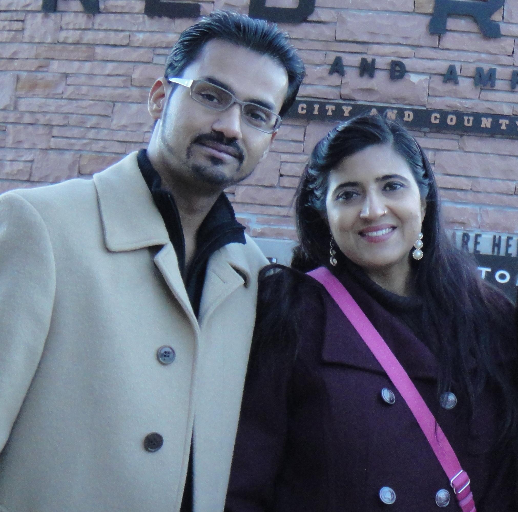Mukesh Jha_Apsara Aryal_DHFounders