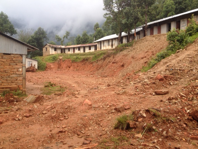 Land for New School in Mankha