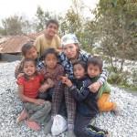 Children with Sangmu