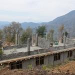 School building constraction progress(3)